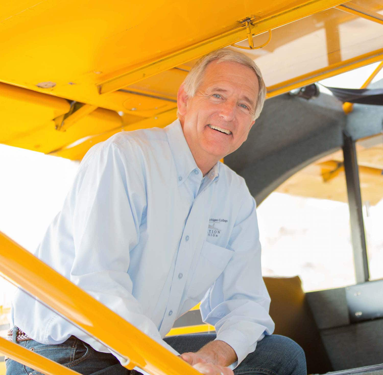 Bill Donberg, NMC Aviation