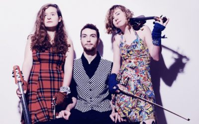 The Accidentals Performing Live in Cherry Royale Parade!