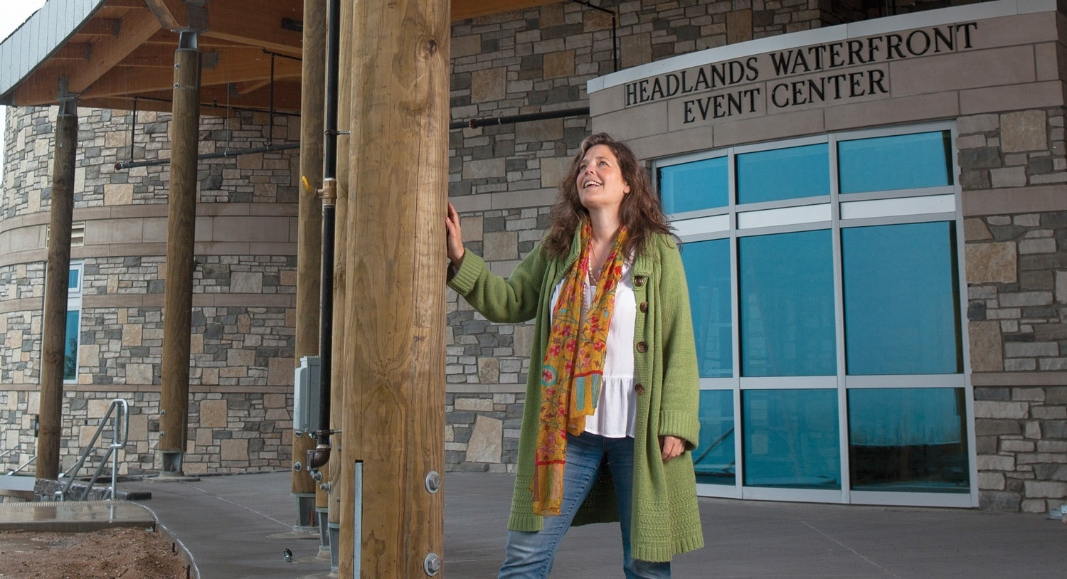 New Waterfront Event Center Opens At Emmet County S