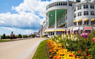 Dine Grandly on 5 Courses, Then Stay on Mackinac Island for $130