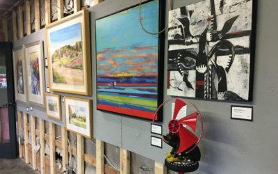 Experience Art Rapids!