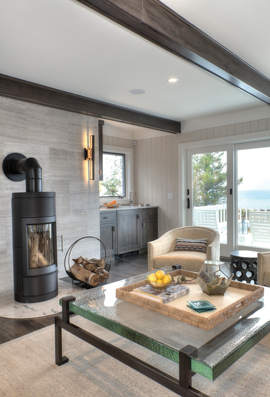 Leelanau County Beach House