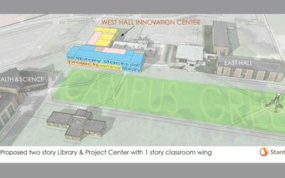 NMC to Construct 21st Century Innovation Center