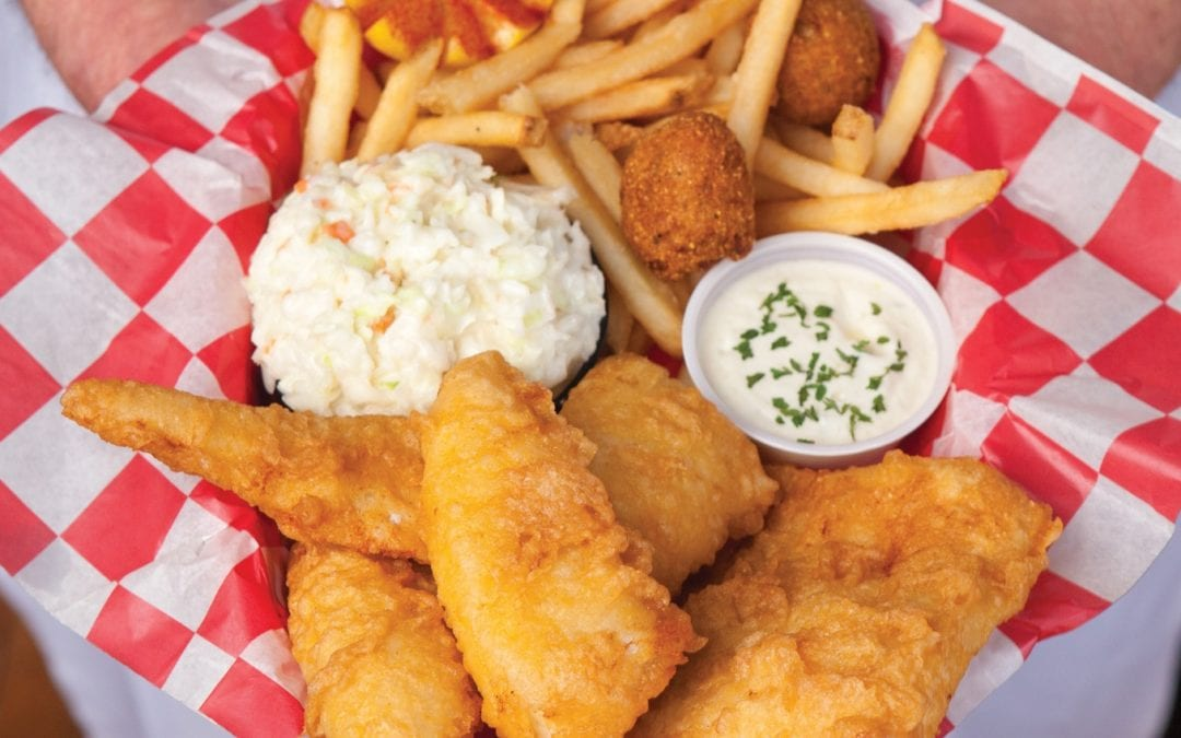 Top 10 Best Fish Frys in Northern Michigan