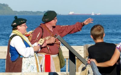 St. Ignace Heritage Festival 2017 is an Adventure in History & Culture From 1700s