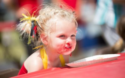 Executive Director Kat Paye's 10 Favorite National Cherry Festival Events