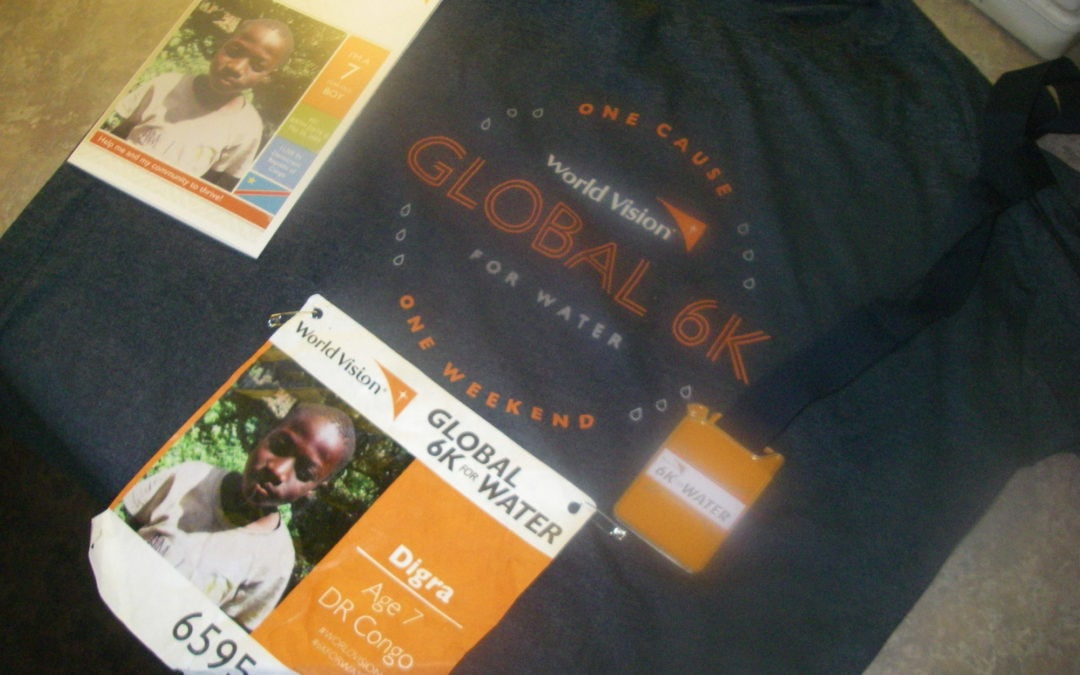 Global 6K for Water raises funds for wells.