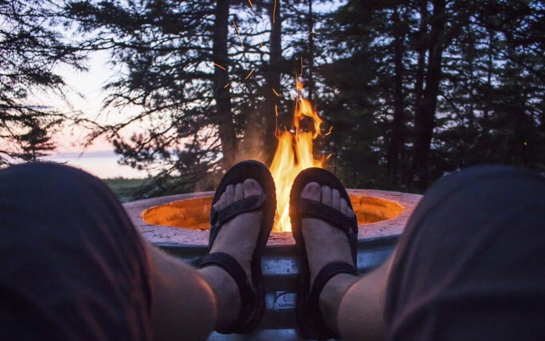northern michigan campgrounds