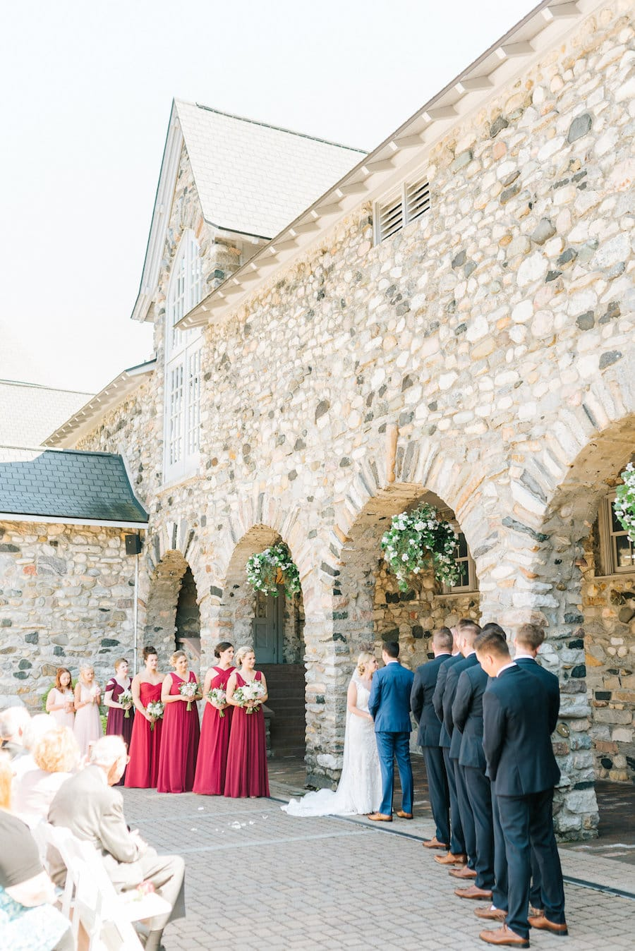 Castle Farms wedding