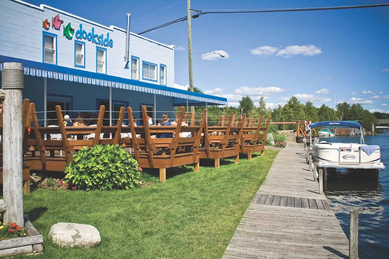 Duck Bay Marina >> 8 Northern Michigan Restaurants with Waterfront Dining - MyNorth.com