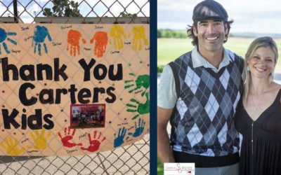 Carter's Kids Golf Outing and Dinner Welcomes HGTV Hosts and Australian Band Atlas Genius