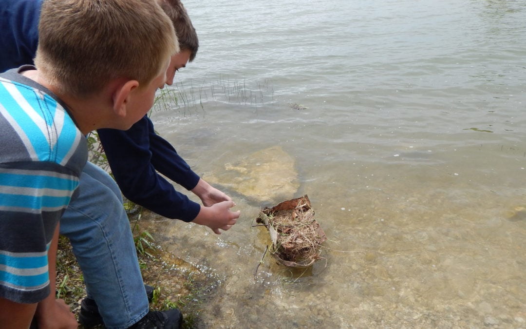 5-Day Discovery Camp Teaches Students About Mackinaw City Region