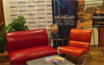 Traverse City Film Festival Live Streaming Filmmaker Interviews from MyNorthTickets Studio