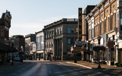 The Vogue Theatre's Economic Ripple Effect in Downtown Manistee