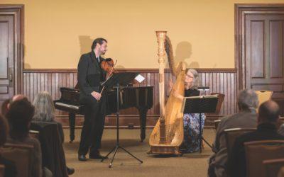 "Interlochen Center for the Arts Presents ""Artists from Interlochen at Kirkbride Hall"""