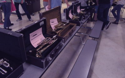 Traverse City Music Boosters Hosts Annual Used Instrument Sale