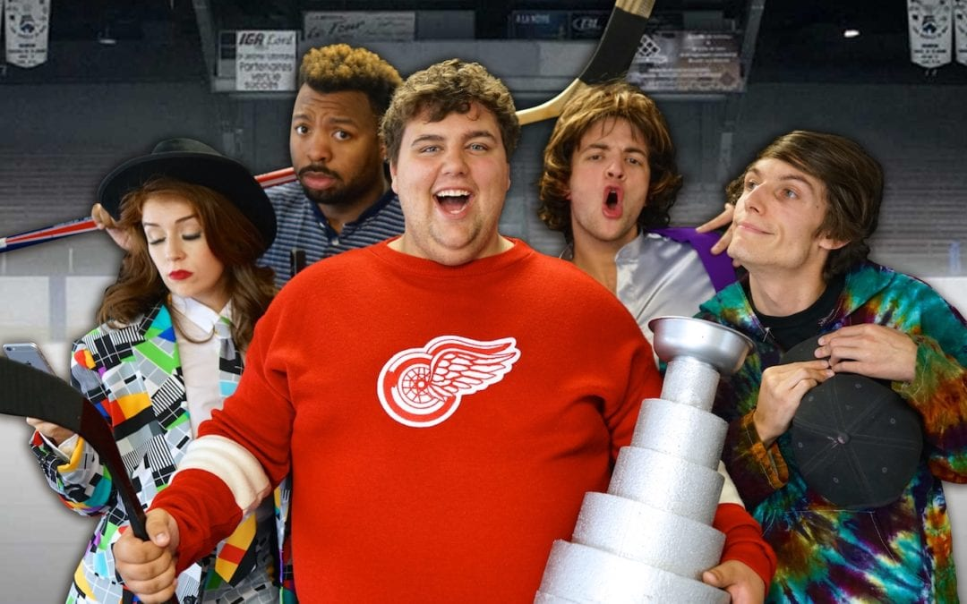hockey the musical