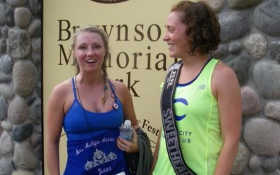 Chemical Bank Kingsley Heritage Days 5k and Fun Run: Mickey Fivenson's Running Race Notebook