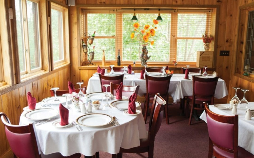 9 Fine Dining Restaurants to Frequent on Your Northern Michigan Fall Color Tour