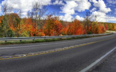 Go on a Shoreline Color Tour: Explore Ludington, Manistee and Onekama This Fall