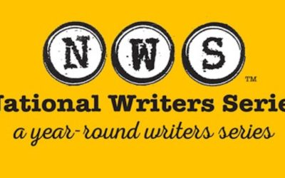 National Writers Series Announces Fall Line-up for 2017