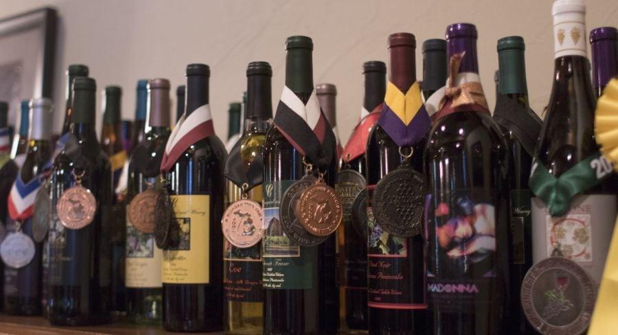 traverse wine coast
