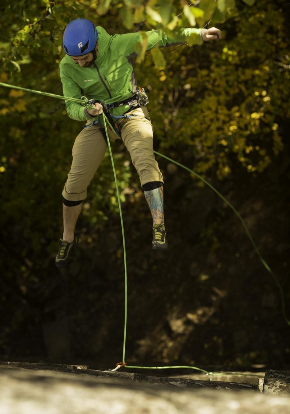 Upper Peninsula Rock Climbing