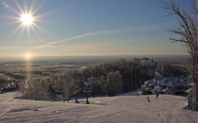 Win Two Night Ski Getaway for Four in Crystal Mountain's Ski-in & Ski-out Mountain Top Townhome