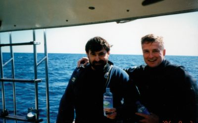Death-Defying Dive to the Edmund Fitzgerald in 1995