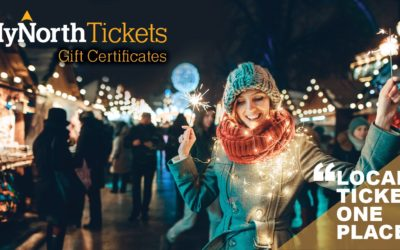 Give MyNorthTickets Gift Certificates to Northern Michigan Events