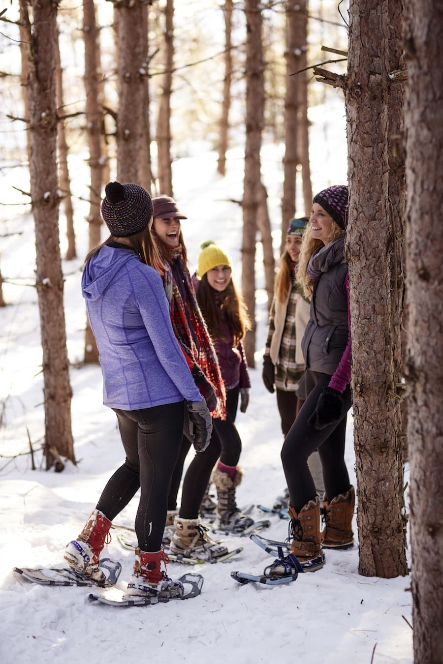 Snowshoe Wine Trail