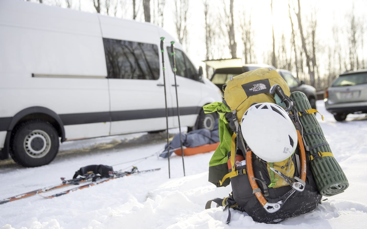 Michigan Ice Climbing, It's Not for the Faint of Heart