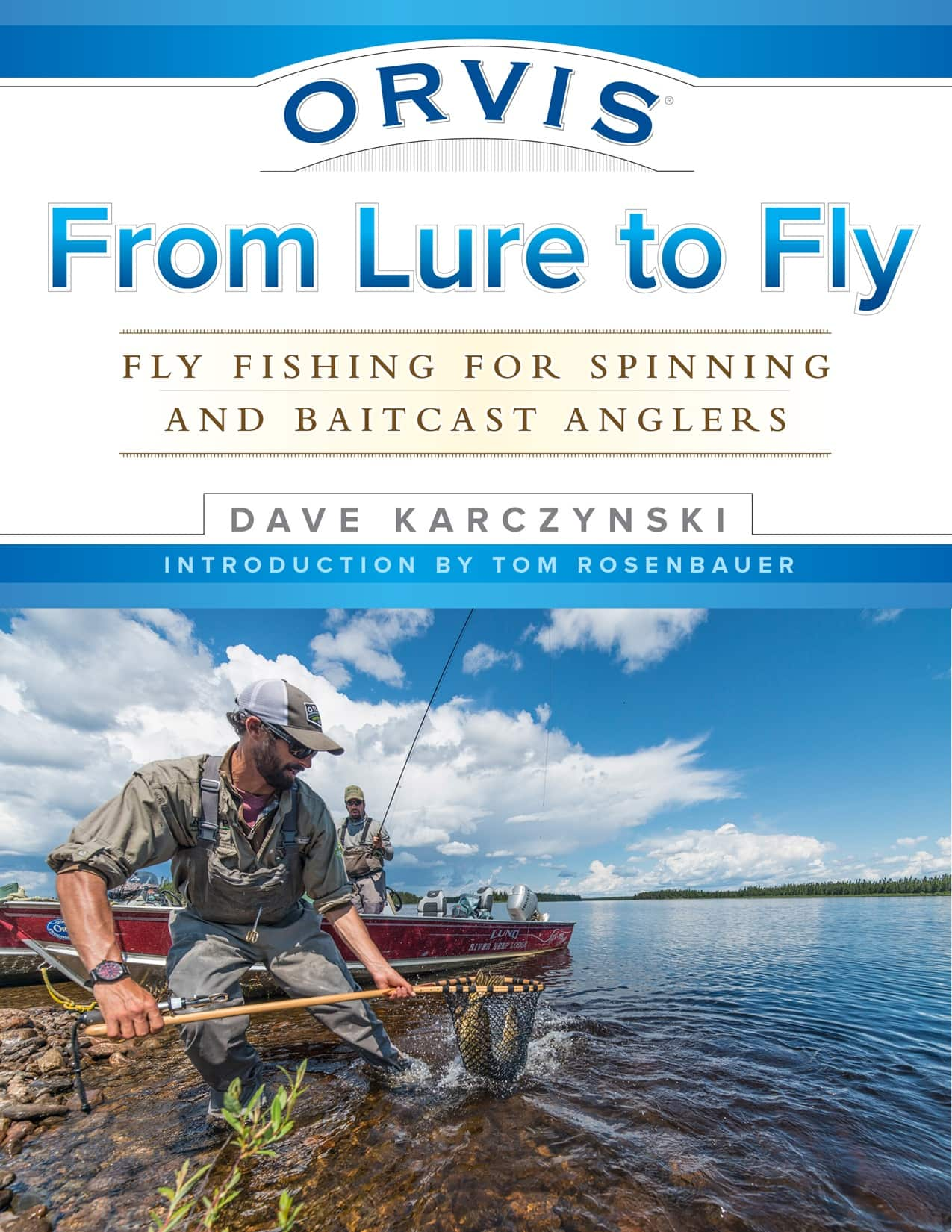 From Lure to Fly, by Dave Karczynski