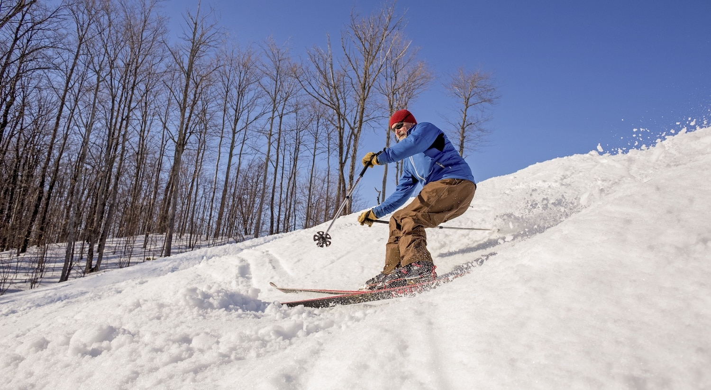 13 best ski runs in michigan - mynorth