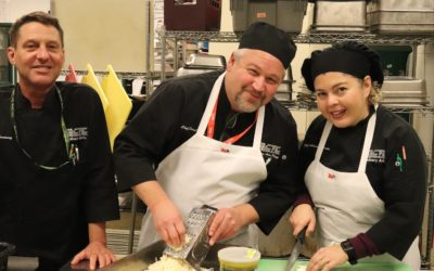 Traverse City High School Students Show Off Cooking Skills in Cultural Food Fair