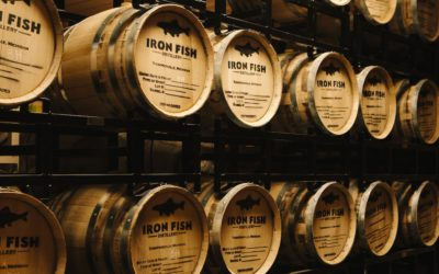 Farm to Flask: Discover Iron Fish Distillery in Thompsonville, Michigan