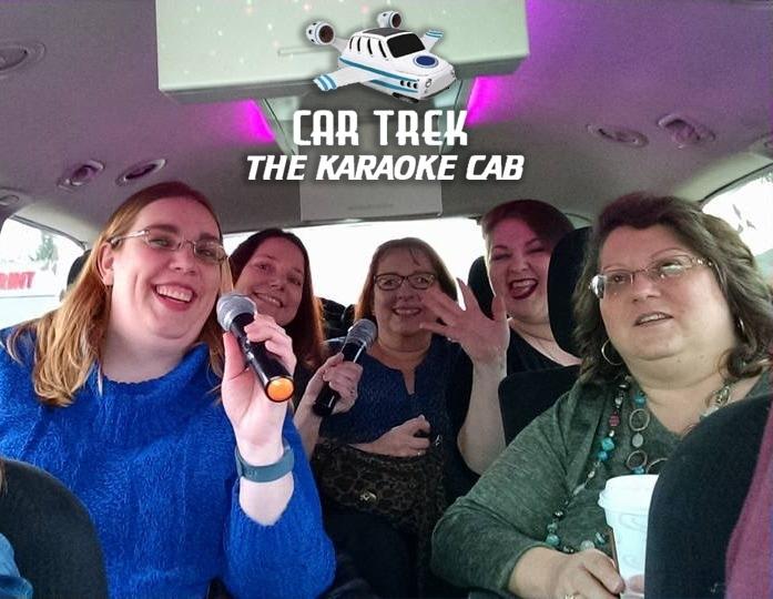 Car Trek – The Karaoke Cab
