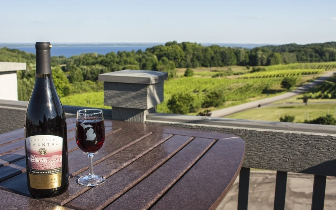 michigan wine month