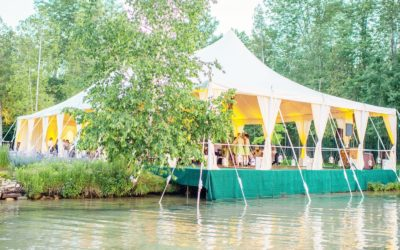 5 Beautiful Ideas for an Outdoor Wedding in Northern Michigan