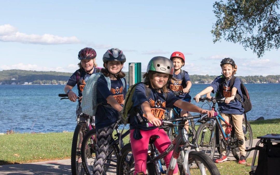Bike Mas Project Summer Camp