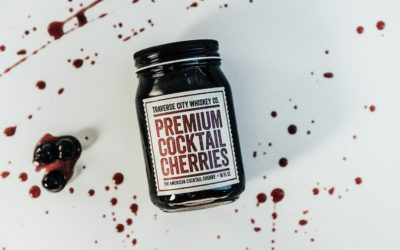 Traverse City Whiskey Co. Releases Line of Premium Cocktail Cherries
