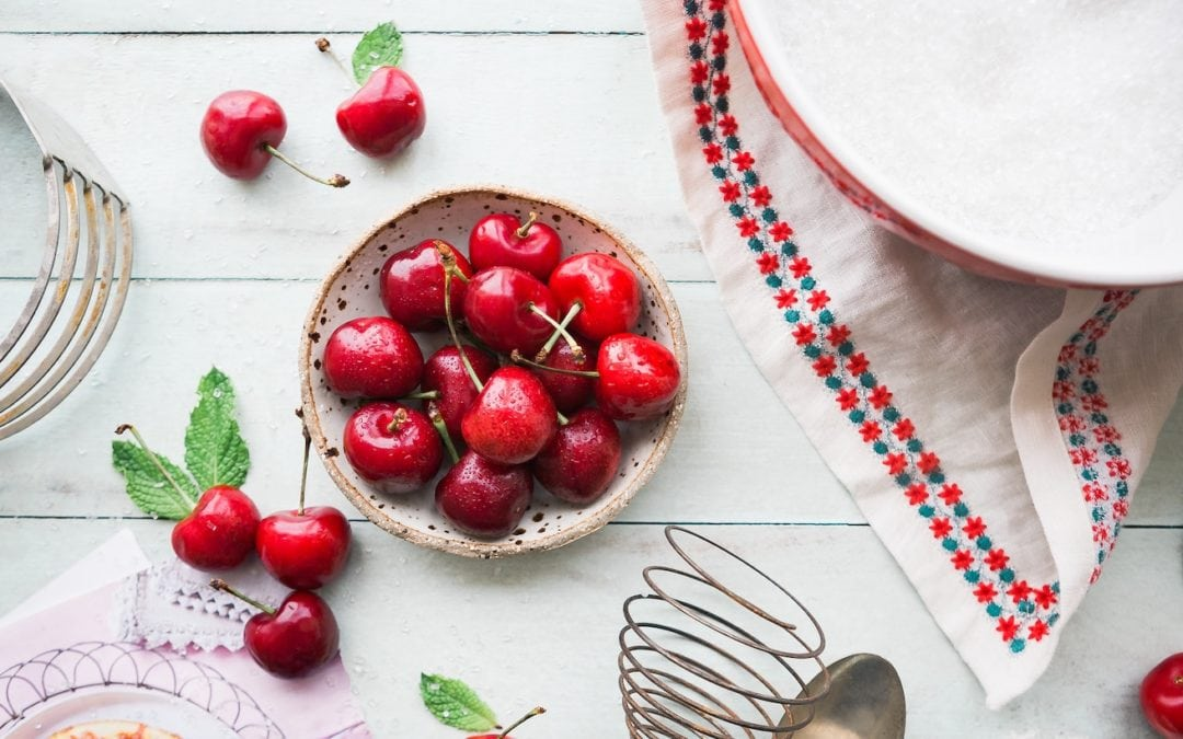 National Cherry Festival Food Events 2019