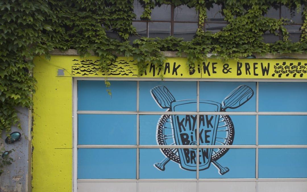 Kayak Bike & Brew