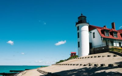 10 Most Scenic Northern Michigan Lighthouses to Visit