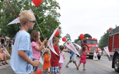 Northern Michigan Fourth of July Parades 2019
