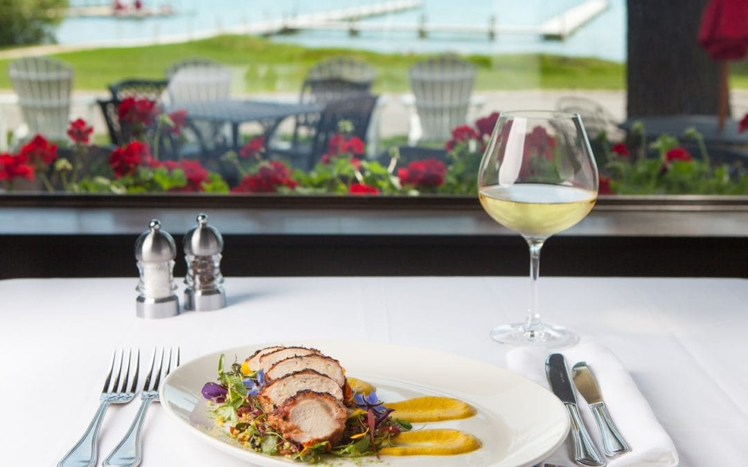 Dine on the Waterfront at These Northern Michigan Restaurants