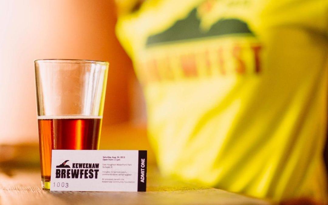 keweenaw brewfest