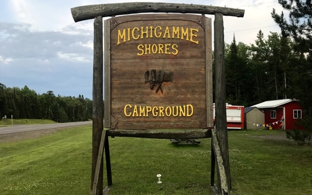 Michigamme Shores