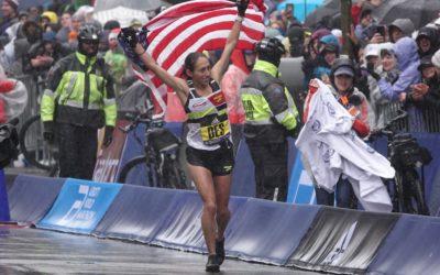 Olympian and Boston Marathon Winner Des Linden Joins Cherry Kids Fun Run