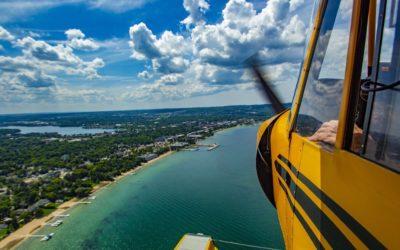 The Incredible Story of 644 Delta Romeo, NMC's Yellow Seaplane